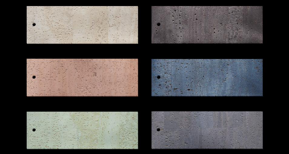burggrafburggraf-Korkleder-Sample-Set-Muster