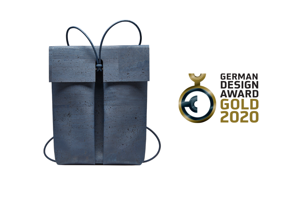 burggrafburggraf-Rucksack-Como-German-Design-Award-Gold