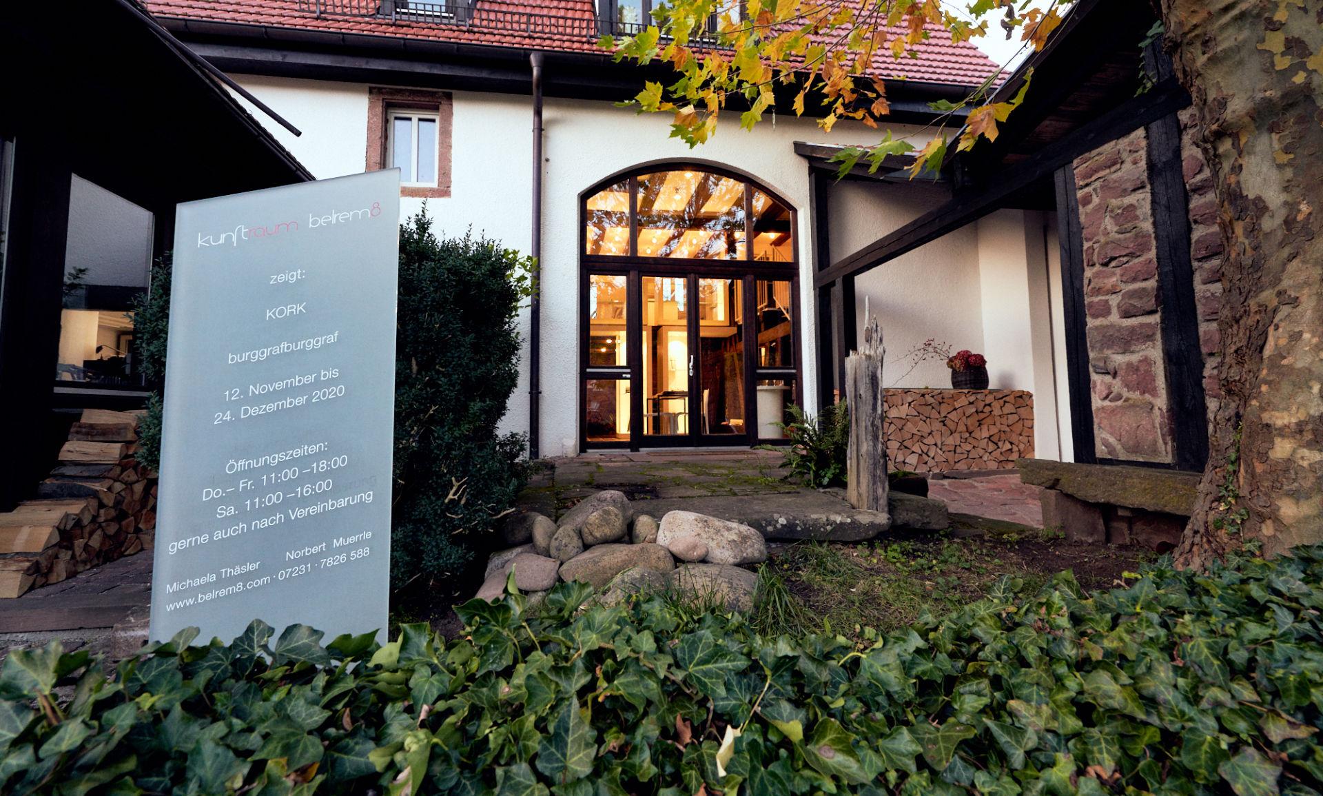 burggrafburggraf-belrem8-pforzheim-ausstellung-kork